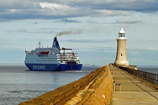 Ferry, Holland, Tyne Mouth
