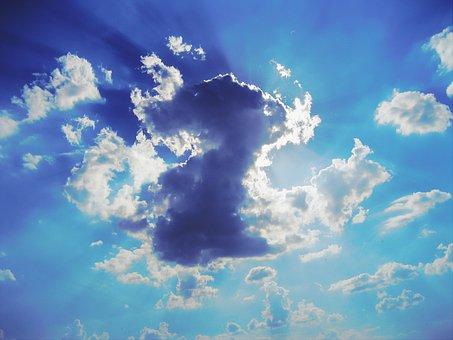 Cloud, Sky, Beam, Weather, Air, Light, Day, Summer