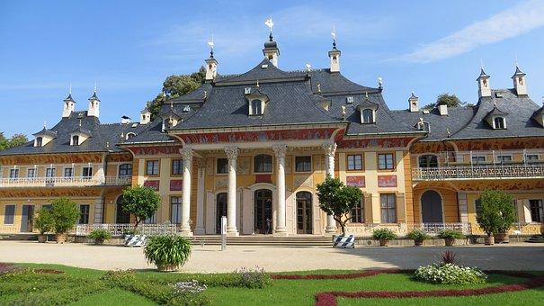 Castle, Pillnitz, Dresden, Destination