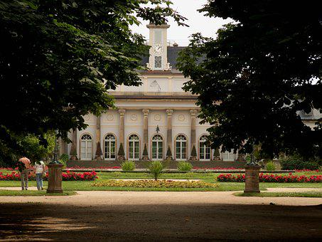Pillnitz, Park, Dresden, Castle, Pleasure Garden