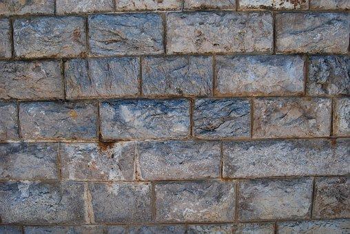 Stone, Wall, Pattern, Masonry, Bricks, Brick Wall
