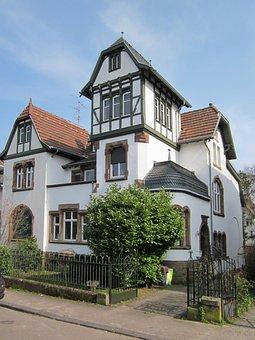 Bluecherstr, St Arnual, House, Building, Residential