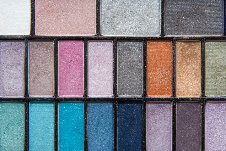 Eye Shadow, Structure, Fund, Color, Cosmetics, Talk