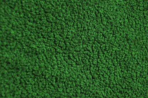 Fabric, Close, Macro, Green, Textile, Surface, Color
