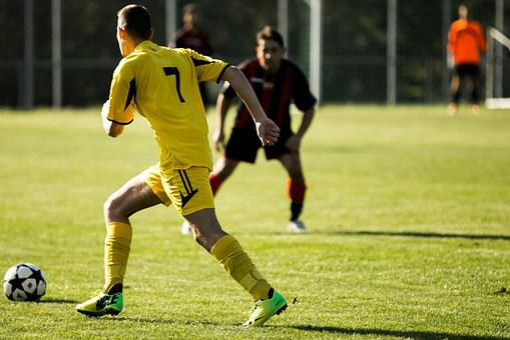 Fielder, Attack, Football, Footballers