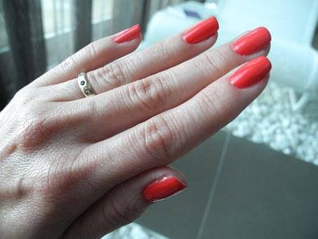 Nail Varnish, Hands, Fingernails, Wellness, Hand