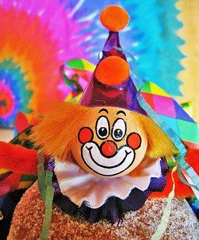 Carnival Clown, Kunterbunt, Carnival Berlin
