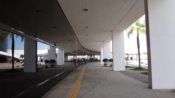 Latin Americal Memorial, Architecture, Oscar Niemeyer