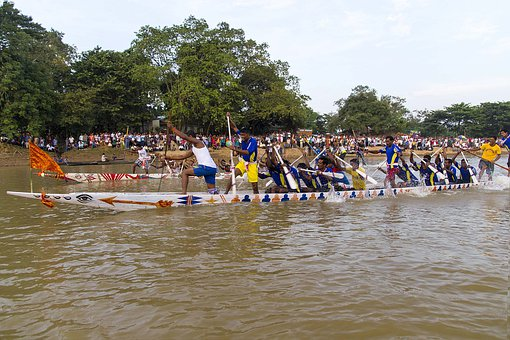 Boat, Rowing Boat, Fishing Boat, Sailing, Water, Sport