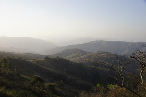 Mountains, South Africa, Africa, Durban, Hills, Sky