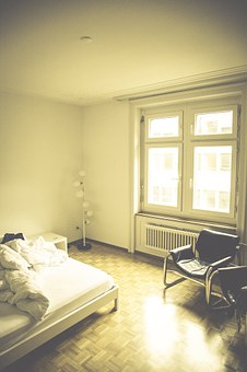 Bedroom, Accommodation, Hotel, Pension, Bed, Sleep