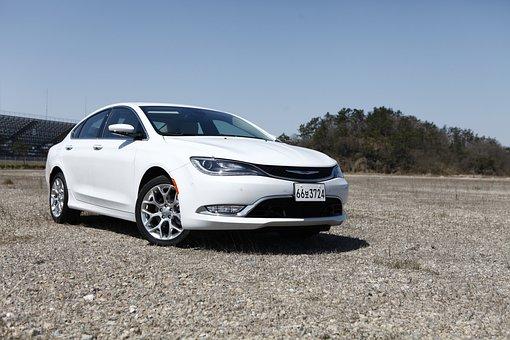 Chrysler, 200c, Car, Automatically, Hite, Vehicle