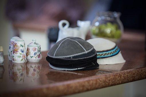 Yarmulke, Jewish, Kippah, Religion, Judaism, Kipa