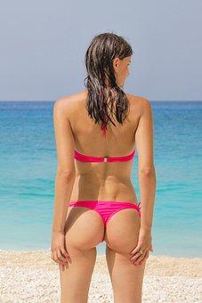 Zakynthos, Greece, Exposure To The Sun, Bikini