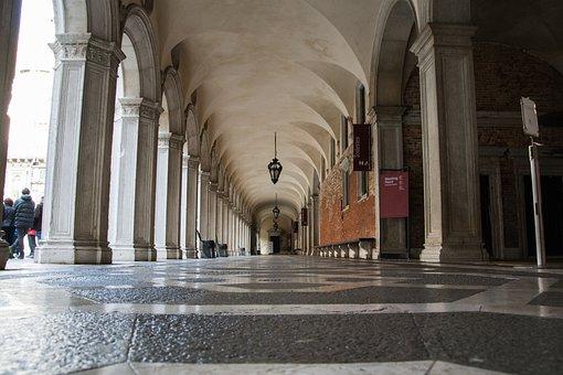 Doge's Palace, Venice, Gang, St Mark's Square, Building