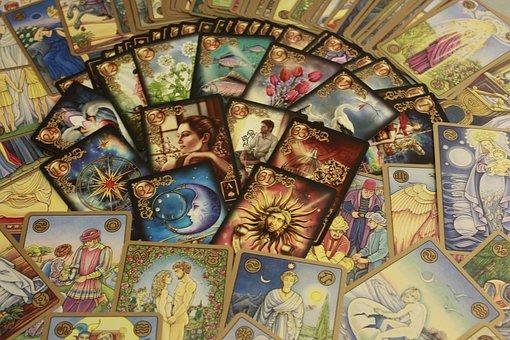 Oracle Cards, Tarot Card, Cards, Tarot, Divination