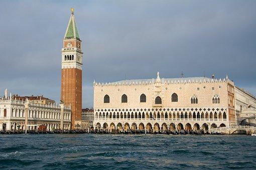 Doge's Palace, Venice, Church, Steeple