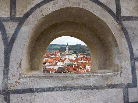 Czech, Republic, Architecture, Old, Europe, Historical
