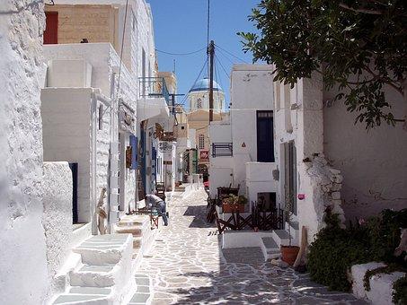 Kimolos, Cyclades, Greek, Greece, Island, Mediterranean