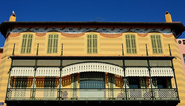 Port Of Cassis, Mediterranean House, Architecture