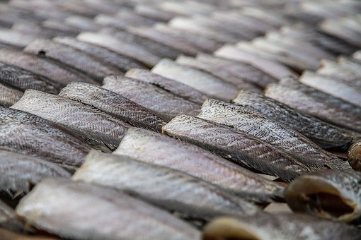 Pla Salit, Pla Salit Salted, Salit Dried Fish
