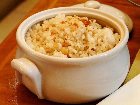 Food, Rice, Garlic Rice, Ayala Center, City, Mall