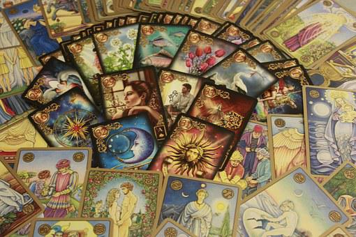 Oracle Cards, Tarot Card, Cards, Tarot, Divination