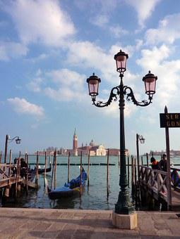 Venice, Venezia, Serenissima, Italy, Gondola