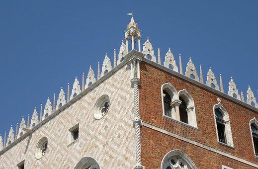 Doge's Palace, Venice, St Mark's Square