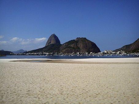 Sugar Loaf Pão De Açúcar, Botafogo Beach
