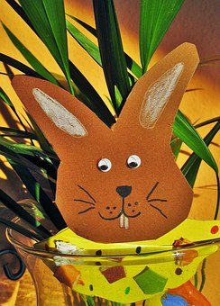 Easter Bunny, Easter Decor, Bunny, Easter