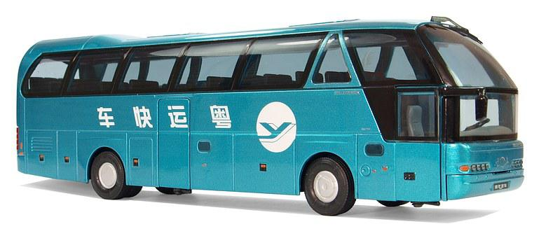 Youngman, Neoplan, Collect, Leisure, Hobby, Modelling