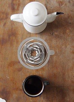 Coffee, Tool, Mug, Cup, Equipment, Food, Drink