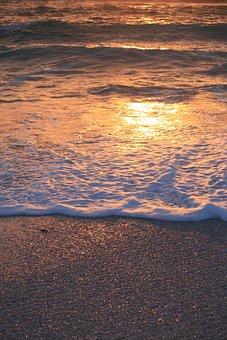 Sunset, West Coast, Sea, Scenic, Coastal, South Africa