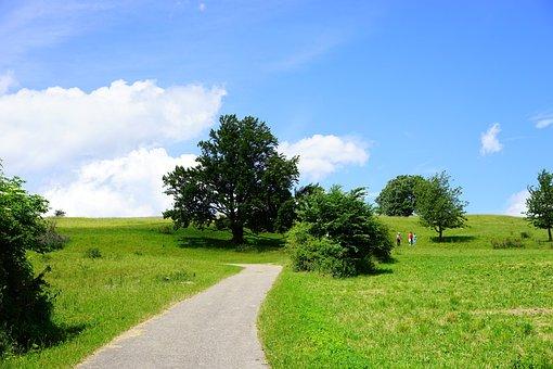 Away, Road, Swabian Alb, Rand Ecker Maar, Alb