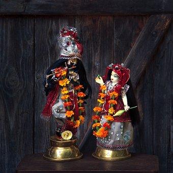 Krishna, Murti, God, Hindu, Indian, Asian, Cultural