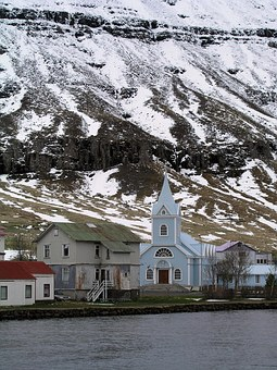 Church, Iceland, Karg, Cold, Booked, Snow, Nordic