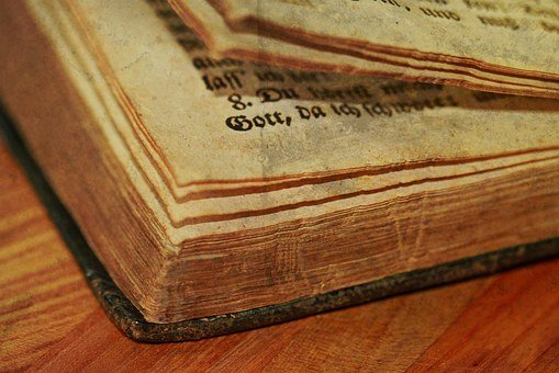 Book, Book Pages, Read, Books, Literature, Bible