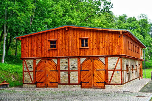 Barn, Shed, Farm, Building, Rustic, Architecture