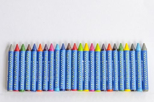 Color, Pencil, Colored Pencils, Color Pencils