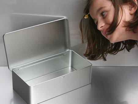 Tin Can, Metal Box, Metal Packaging, Digital Printing