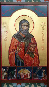 Icon, Eastern, Orthodox, Church, Catholic, Roman