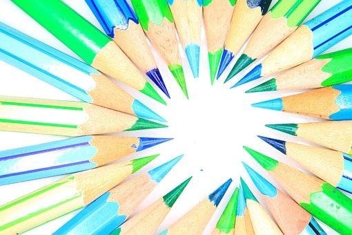 Color, Color Pencil, Pencil, Colored Pencils, Education