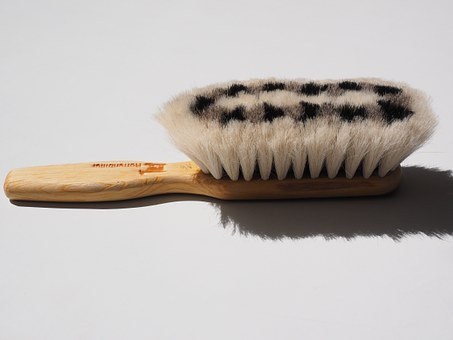 Goat Hair Brush, Brush, Clean, Wipe, Feather Duster