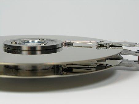 Hard Drive, Technology, Computer, Storage Medium, Hdd