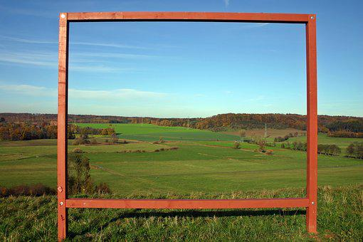Nature Art, Art, Nature, Picture Frame, Frame