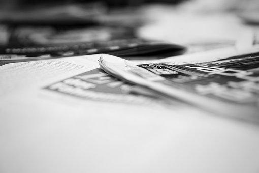 Newspaper, News, Information, Read, Press