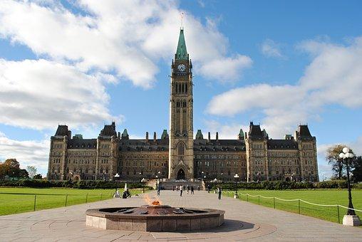 Ottawa, Parliament, Canada, Government, Hill, Ontario
