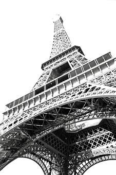 Eiffel, Paris, Tower, City, Iconic, Landmark, France