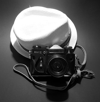 Camera, Retro, Nostalgia, Photo Camera, Photograph